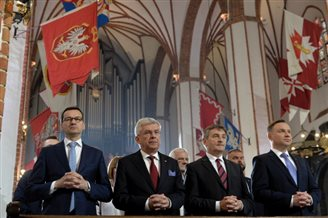 Poland marks 550 years of setting up parliament