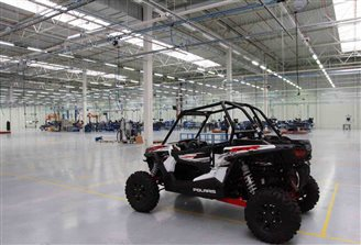 Polaris launches Opole quad factory