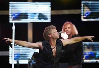 Bon Jovi in Poland