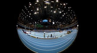 Two silvers for hosts Sunday at World Indoor Athletics Championships
