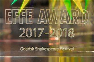 European honour for Shakespeare Festival in Gdańsk