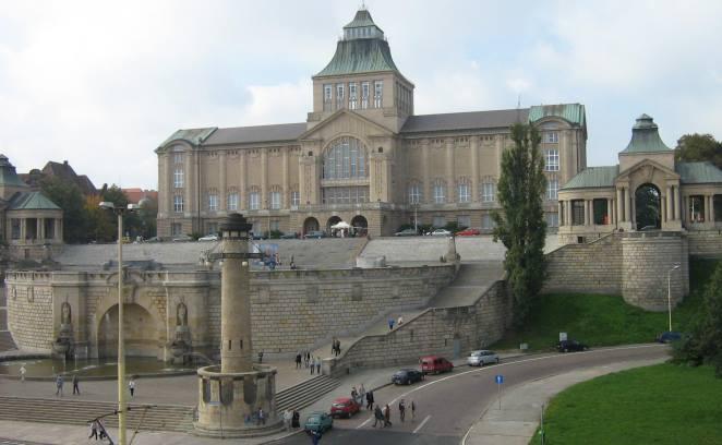 Сучасний театр у Щеціні