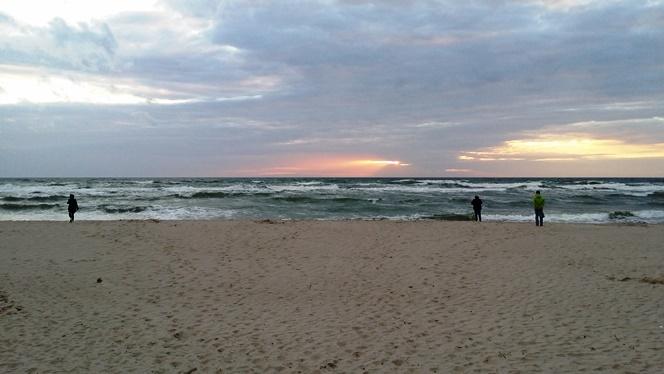 На Балтійському морі змінна погода