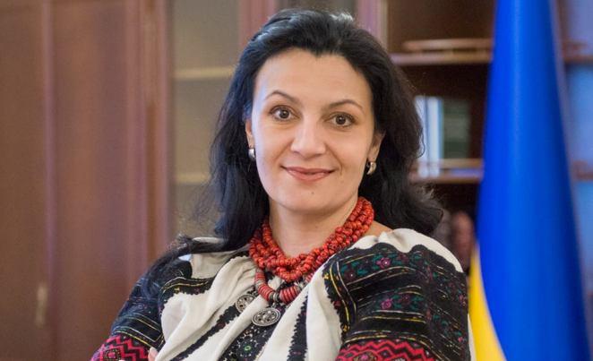 Віце-прем'єр з питань європейської та євроатлантичної інтеграції України Іванна Климпуш-Цинцадзе