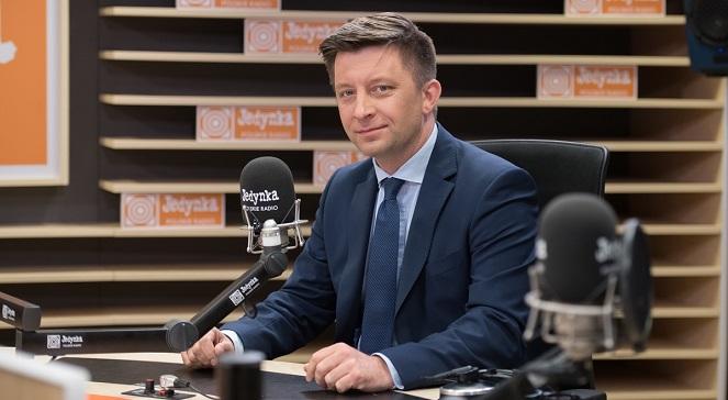 Глава Канцелярии премьера Польши Михал Дворчик