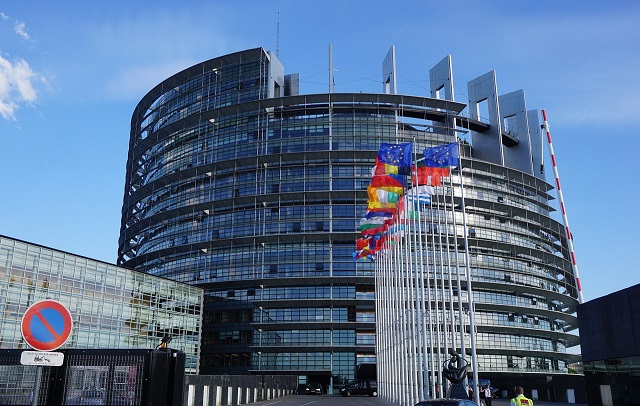 The European Parliament in Strasbourg. Photo: Pixabay/you_littleswine
