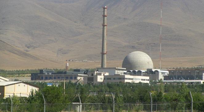 Elektrownia IR-40 funkcjonująca w minionych latach w ramach irańskiego programu nuklearnego