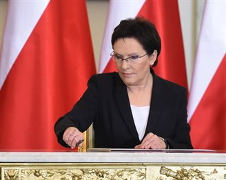 Joe Biden congratulates new Polish PM