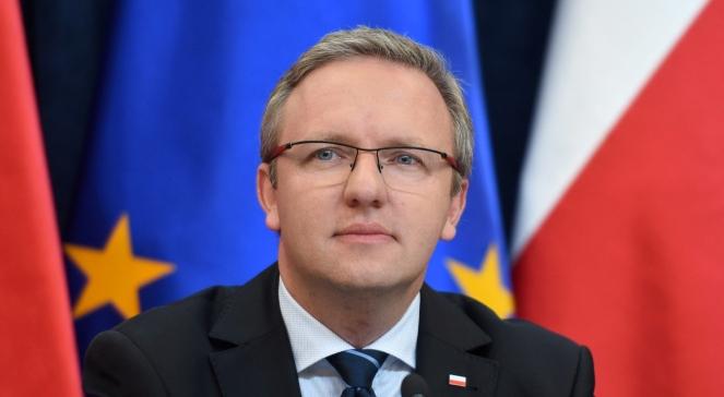 Новий голова кабінету президента Польщі Кшиштоф Щерський