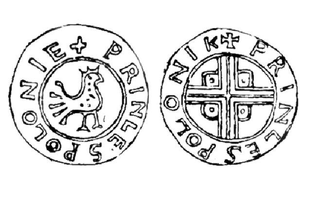 The King Bolesław Coin. Photo: Wikimedia Commons (Public Domain)
