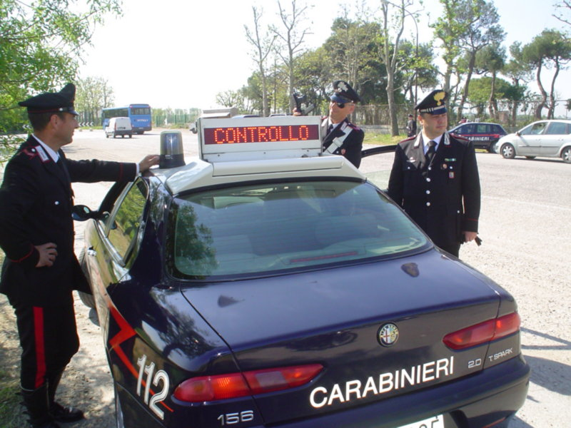 Italian Police (Carabinieri).Photo: wikipedia