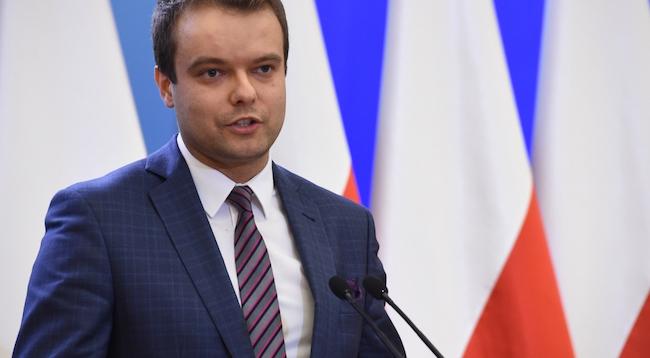 Пресс-секретарь польского правительства Рафал Бохенек
