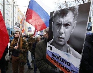 Минули два роки від вбивства Нємцова