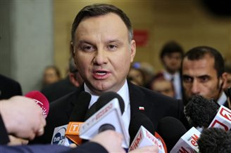 President remains Poland's most trusted politician: survey