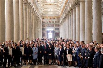 Polish FM visits the Vatican
