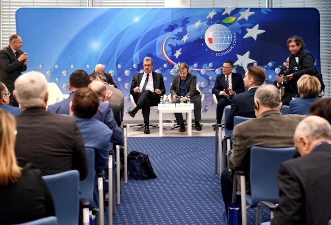 12-й Форум Європа-Україна в Ясьонці, поблизу Ряшева