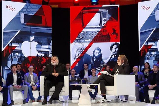 Steve Wozniak w Warszawie