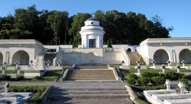Цвинтар орлят, Львів