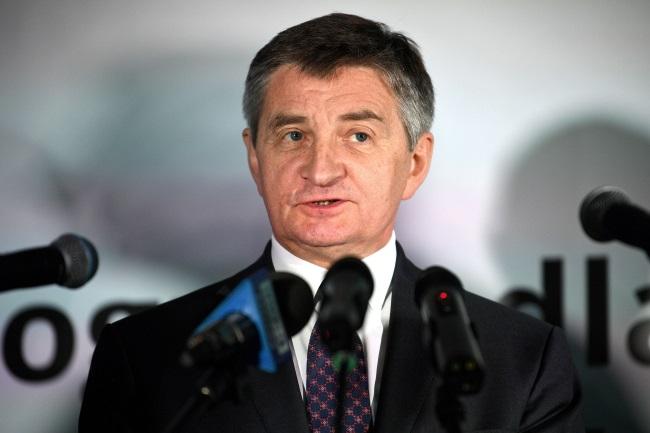 Marek Kuchciński. Photo: PAP/Darek Delmanowicz