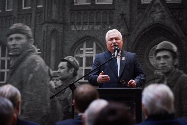 Lech Wałęsa is a Nobel Peace Prize laureate. Photo: PAP/Adam Warżawa