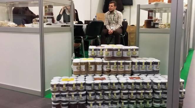Мед з Кіровоградщини (Інгульщини) починає надходити в деякі польські крамниці
