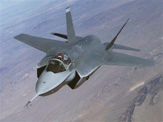 Amerykańskie myśliwce F-35A wylądowały w Estonii