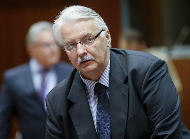 Глава МИД Польши Витольд Ващиковский.