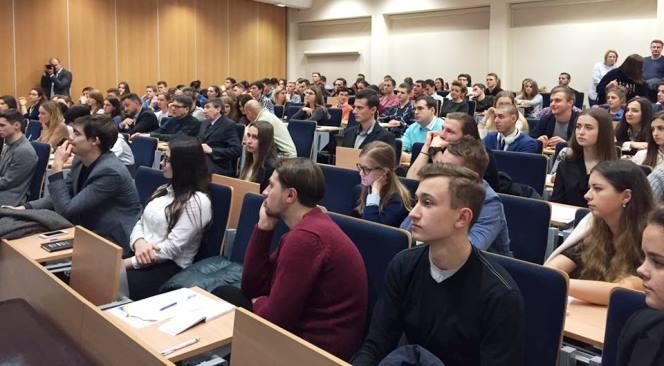 Триває Перший конгрес польської ліги українських студентів