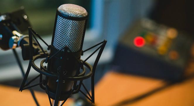 Mikrofon studyjny - zdjęcie ilustracyjne
