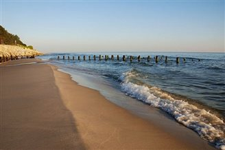 Touristenansturm an Polens Küste