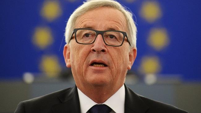 Президент ЕК Жан-Клод Юнкер.