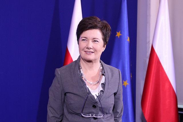Hanna Gronkiewicz-Waltz. Photo: Platforma Obywatelska