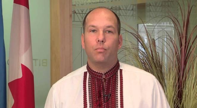 Президент Конґресу українців Канади Павло Ґрод