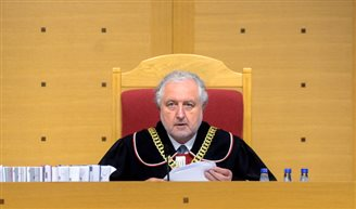 Constitutional Tribunal head under investigation