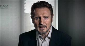 Liam Neeson w kampanii na rocznicę Bitwy Warszawskiej