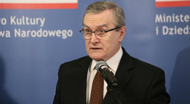 Piotr Gliński, wicepremier, minister kultury i dziedzictwa narodowego
