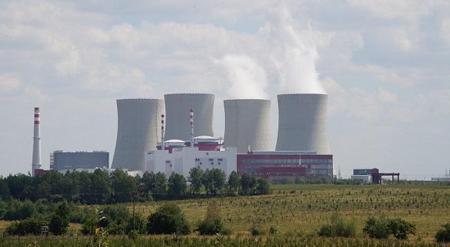 Атомная электростанция в Чехии. Фото: Polskie Radio