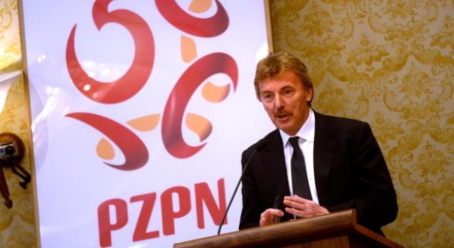 Zbigniew Boniek fot. PAP/Bartłomiej Zborowski
