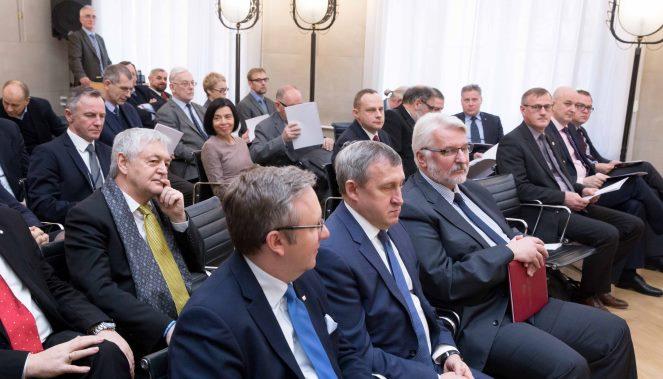 Відкриття Польсько-українського форуму партнерства