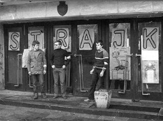 18.02.1981 г. скончыўся найдаўжэйшы страйк студэнтаў
