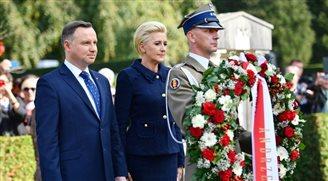 Uroczystości upamiętnienia polskiego konsula w Lucernie