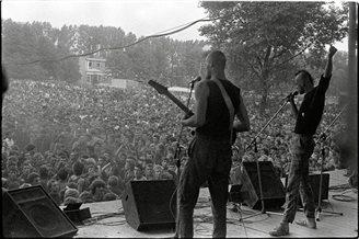 Poland's Jarocin music festival kicking off