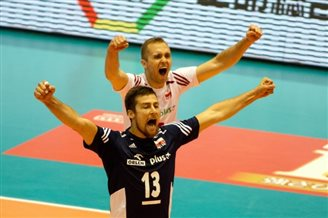 Volleyball: Poland beat Japan in Olympic qualifiers