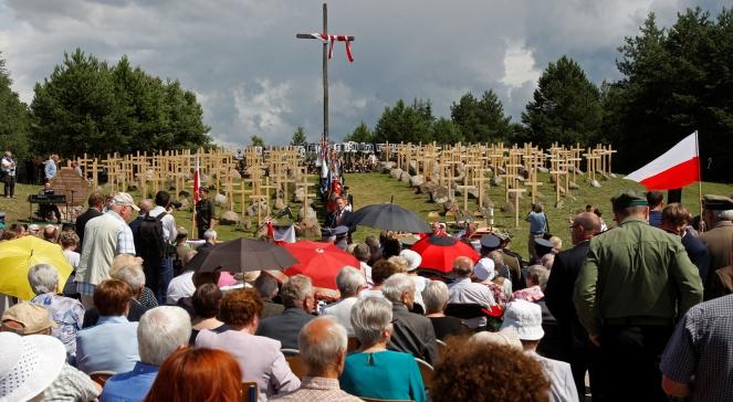 Пам'яті заходи у селі Ґіби Підляського воєводства