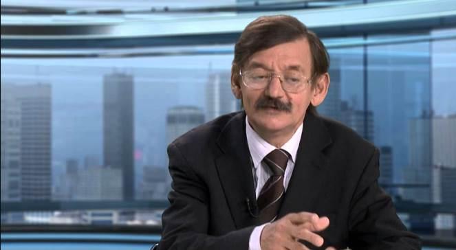 Історик, політолог та публіцист Єжи Тарґальський