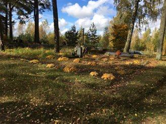 Polscy Legioniści spoczną na cmentarzu w Ławkiesach