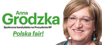 Anna Grodzka bows out of presidential race