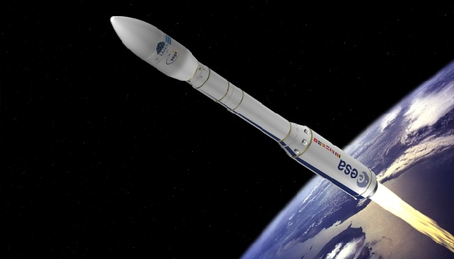 POLSA will cooperate with the European Space Agency. Photo: ESA