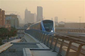 Польша поставит вагоны для дубайского метро