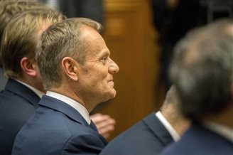 Four in ten Poles against Tusk returning to domestic politics: poll